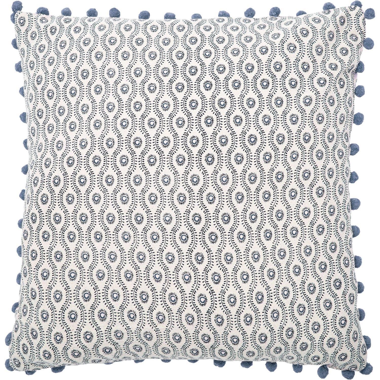 """Raine & Humble"" Daisy Printed Cushion - TK Maxx"