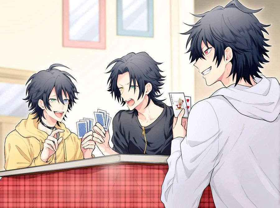 pin by あーりん on buster bros anime rapper anime family anime baby