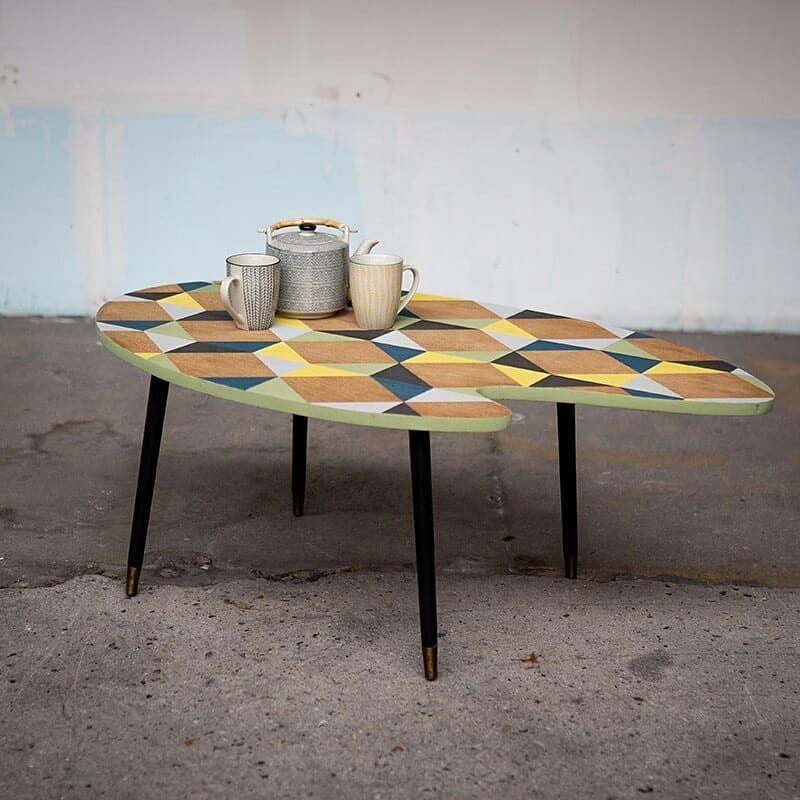 relooking meuble mobilier de salon