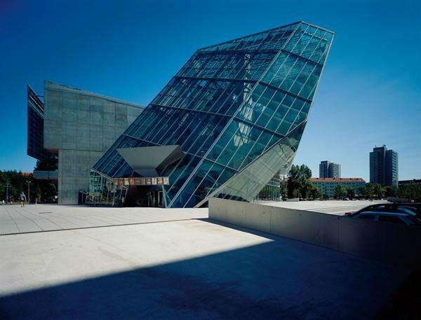 Arch2o Ufa Cinema Center Coop Himmelb L Au 05 Arch2o Com Modern Architecture Urban Design Architecture Architecture