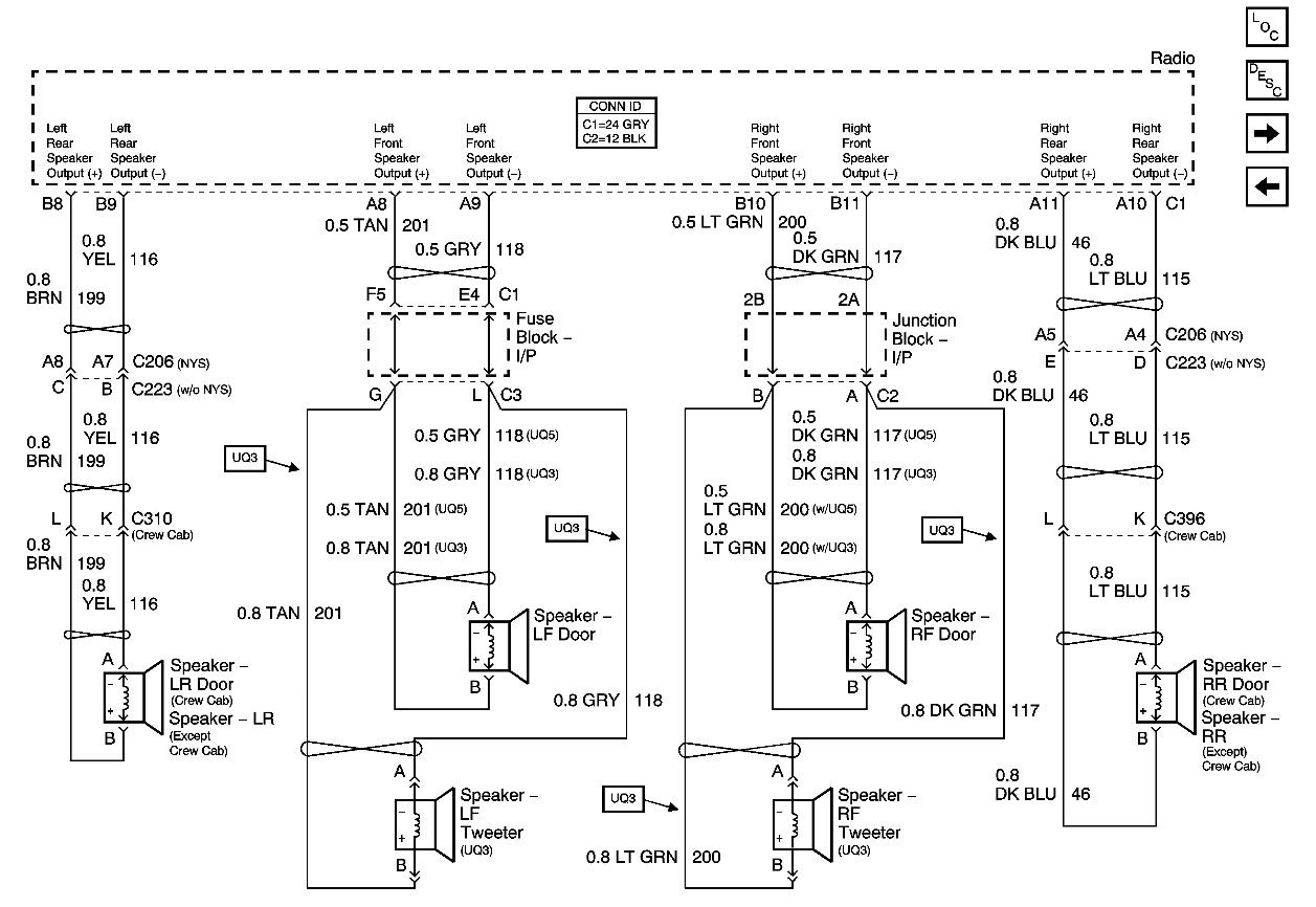 unique 2005 gmc sierra radio wiring diagram   gmc sierra, gmc, gmc yukon  pinterest