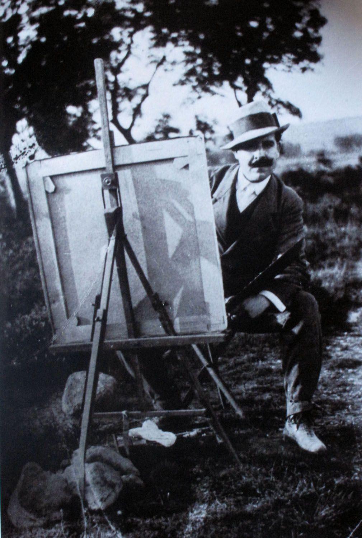 Juan Nez Fernndez 18771963 Estudi en la Escuela de BBAA de