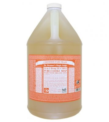 Tea Tree Castile Liquid Soap - 1 Gallon, $64