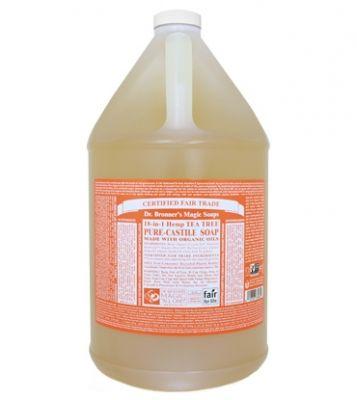 Tea Tree Castile Liquid Soap - 1 Gallon, $64