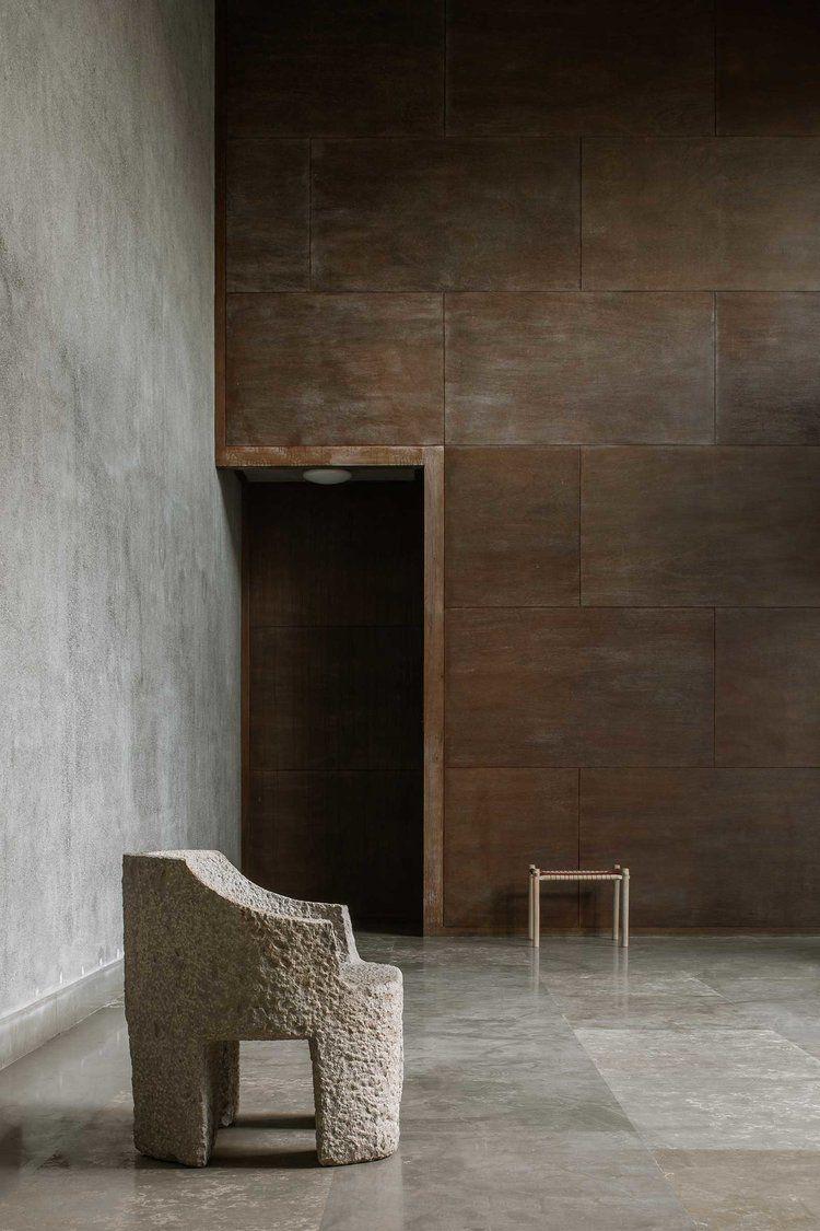 Arte Povera In India The Craft Of Bijoy Jain Design Anthology Studio Mumbai Beautiful Furniture Pieces Interior