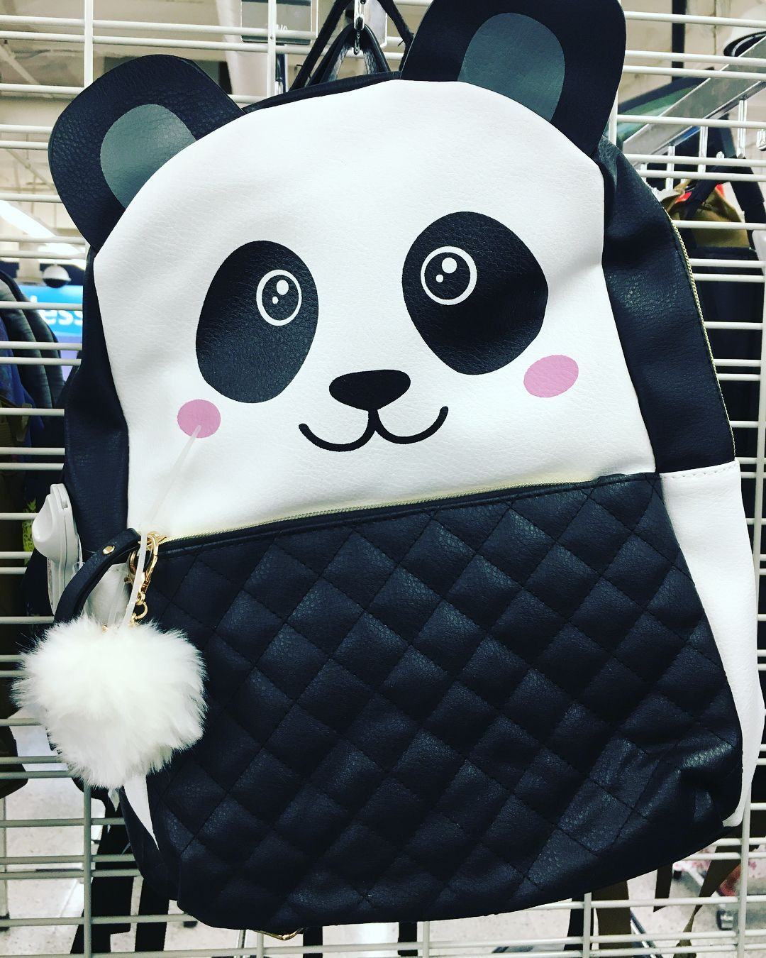 reasonably priced pretty cheap rich and magnificent rossdressforless #ross #panda #betseyjohnson #backpack ...