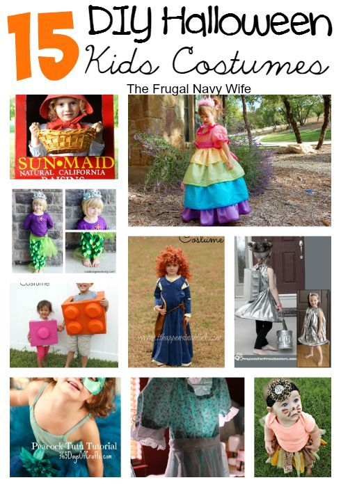 Teaching you how to save money on every part of your life from food - halloween kids costume ideas