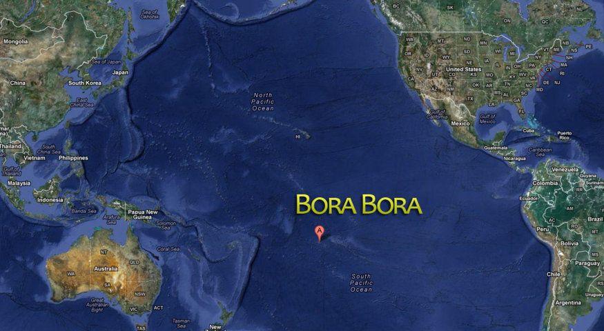 Bora Bora   Places to Go!!   Bora bora all inclusive, Where is bora ...
