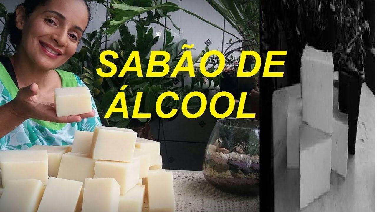 Sabão De álcool Não Derrete Na água Artesanato
