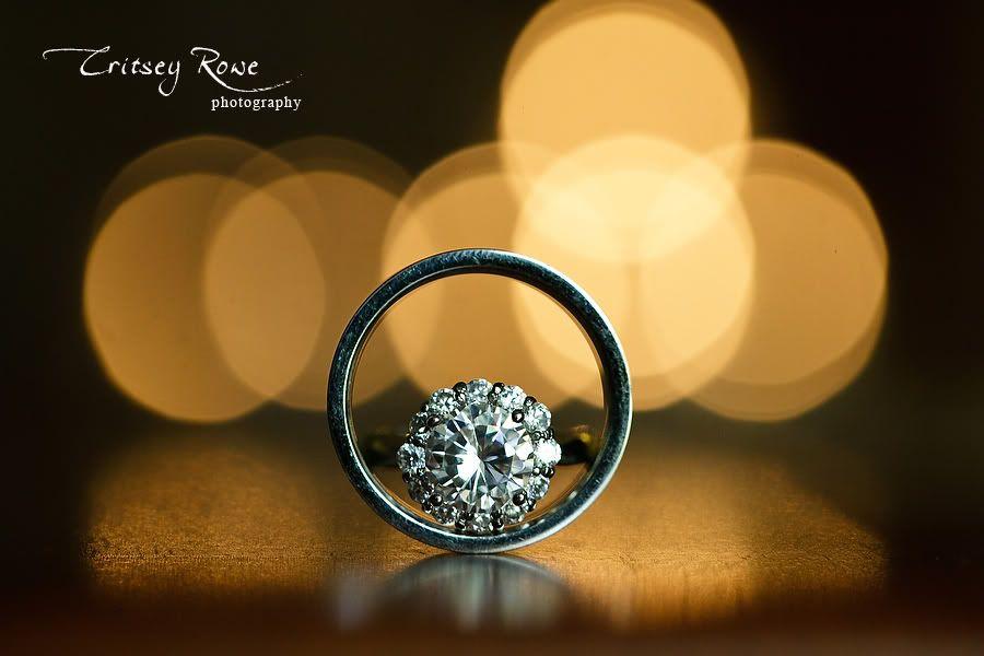 Creative Wedding Ring Shots Critsey Rowe Photography