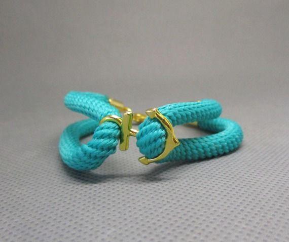Spécial été, bracelet paracorde Ancre Marine