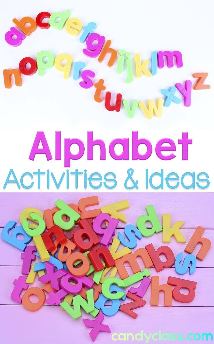 Alphabet Activities Ideas  A Free Flip Book  Activities