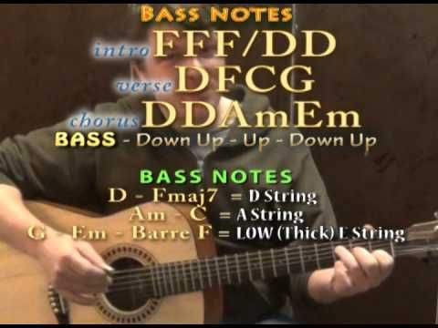 ▷ Old Man (Neil Young) Easy Strum Guitar Lesson Chords How to Play ...