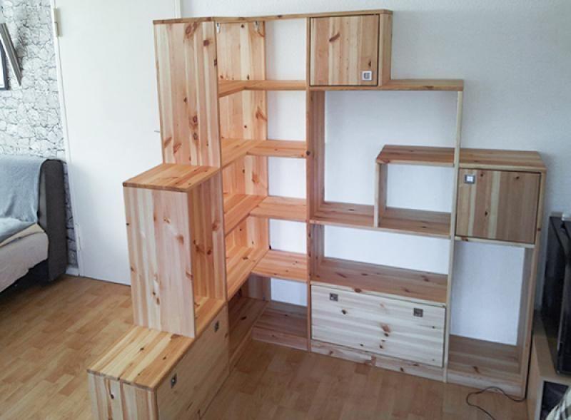Holzconnection Möbel nach Maß ohne Tischleraufpreis (mit