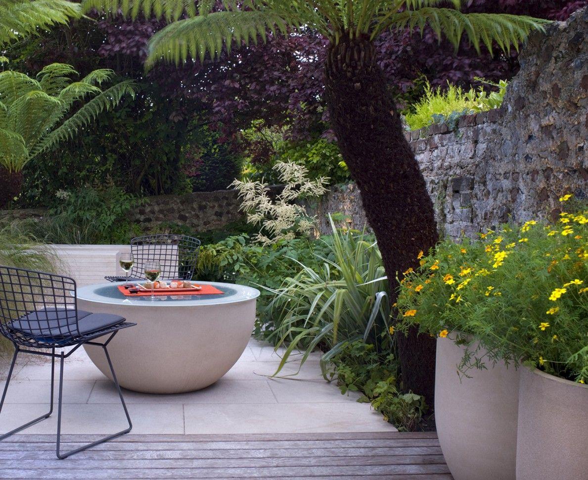 Small Garden Design in Brighton & Hove | Urban garden ...