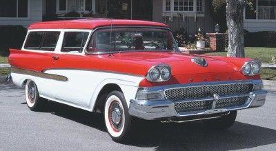 1958 Ford Del Rio & 1958 Ford Del Rio   Station wagon Car images and Custom cars markmcfarlin.com