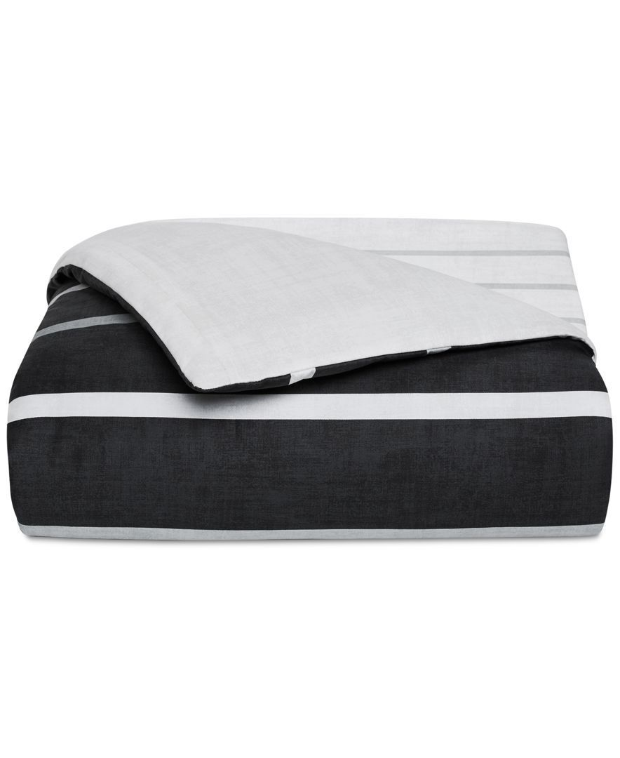 the hotel collection colonnade dusk bedding collection offers mod
