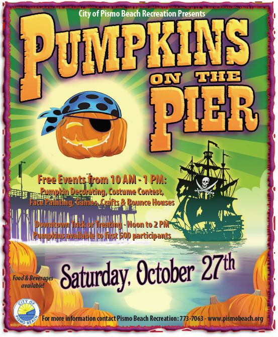 Pin On Pismo Beach Events