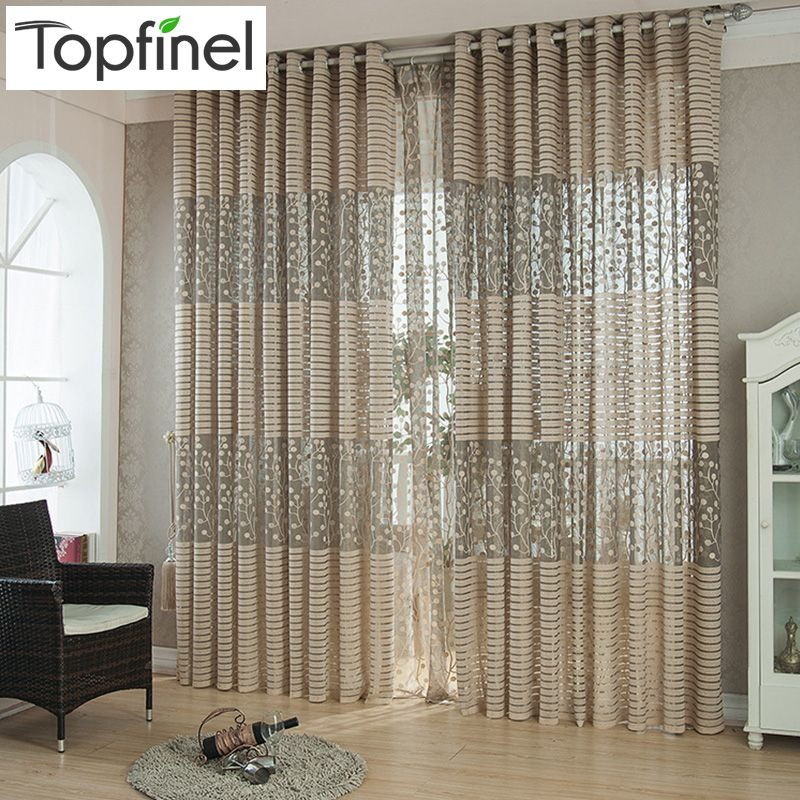 Curtains Design For Living Room Amazing Top Finel Strip Modern Luxury Window Curtains For Living Room 2018