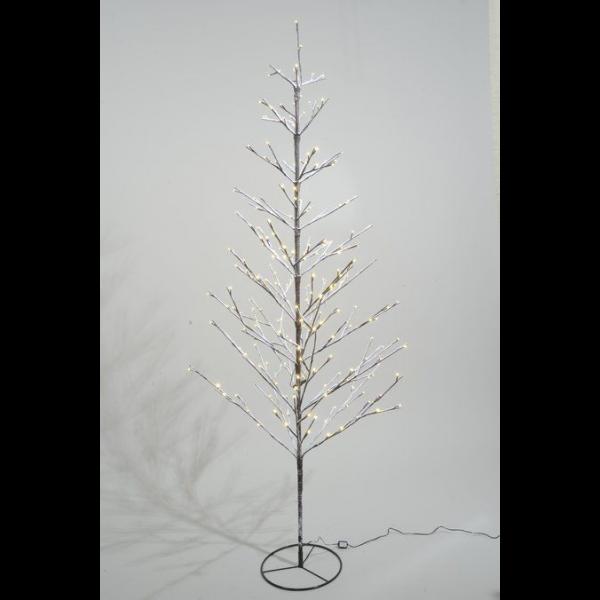 Kaemingk Led Artificial Christmas Tree Snow 120cm 308330 Enviro Lights Kaemingk Artificial Christmas Tree Led Christmas Tree Lights