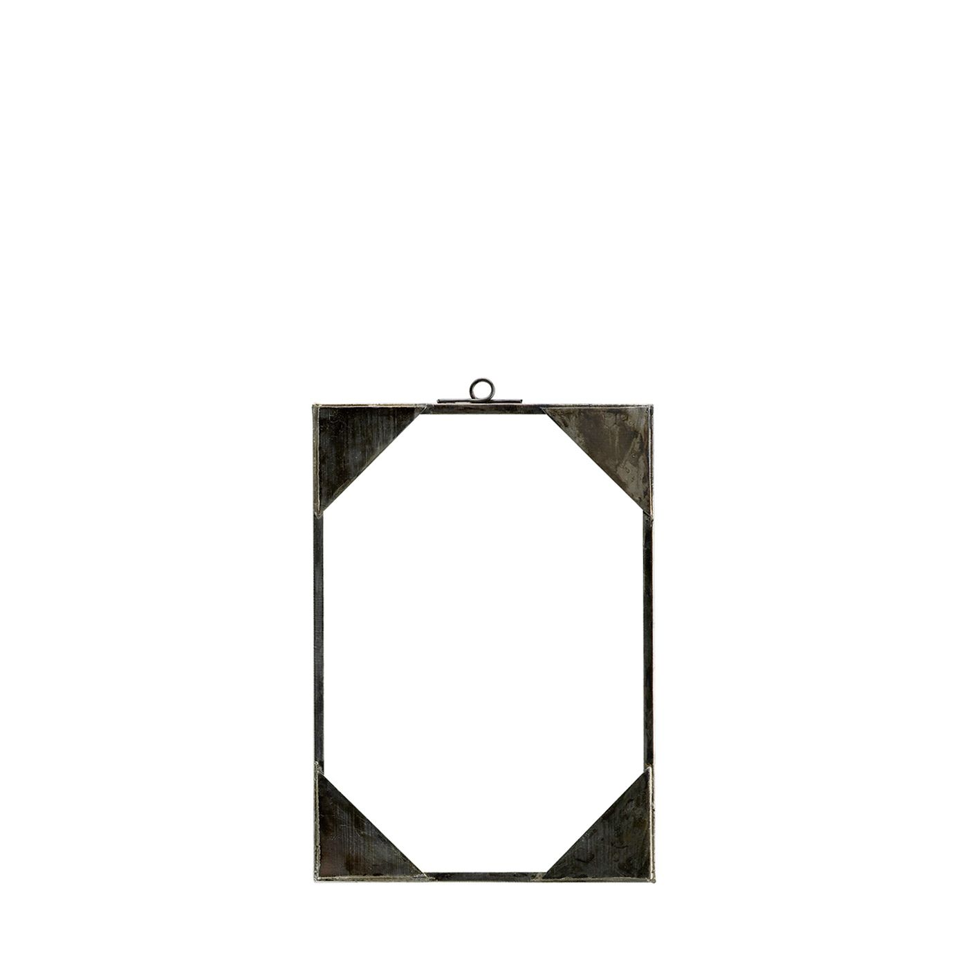 Glass frame in tin for the best family photos or children\'s drawings ...