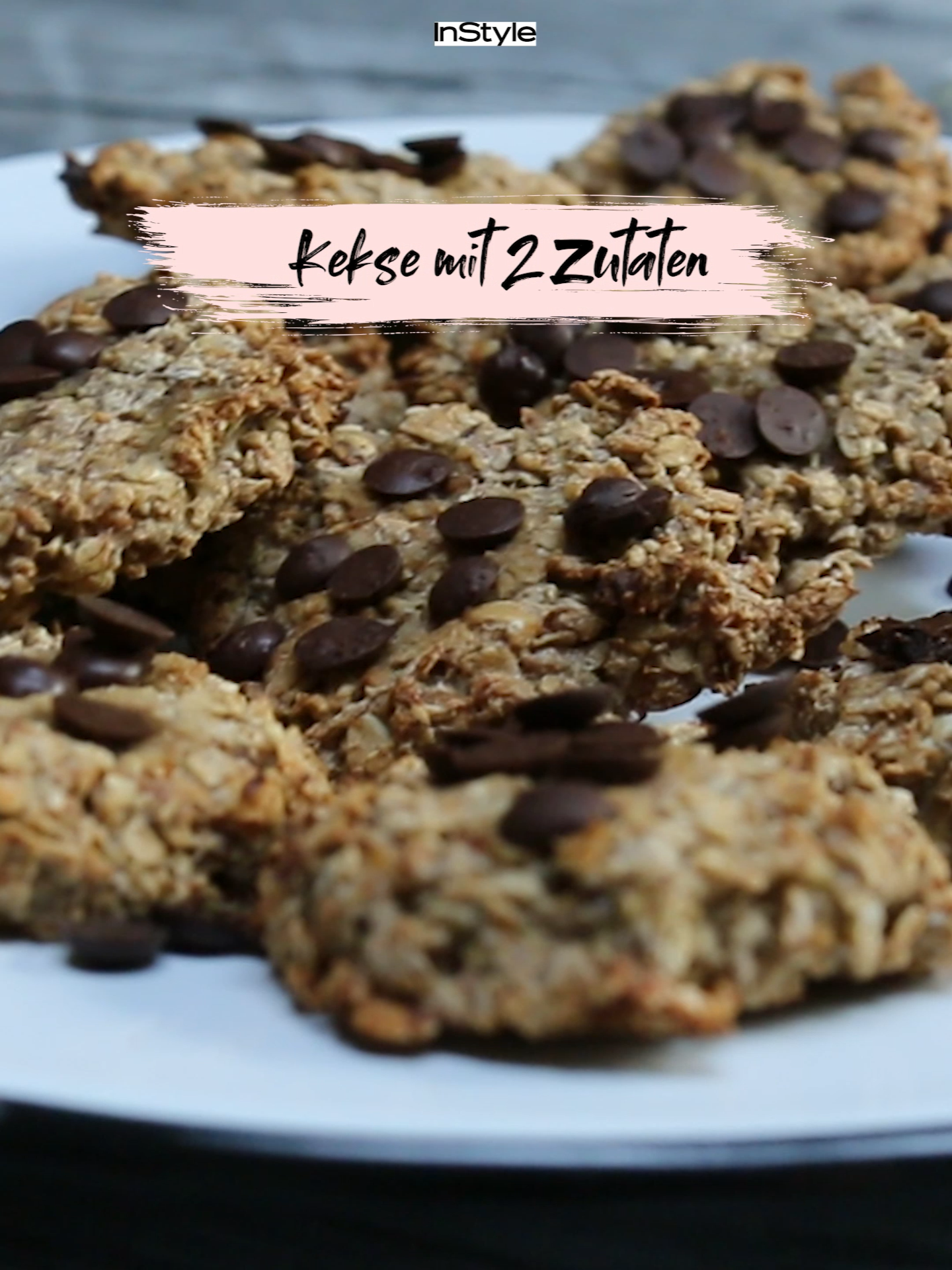 Photo of DIY: Healthy 2-ingredient cookies