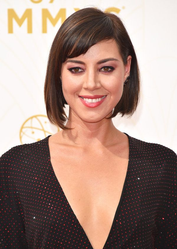 Emmys Stars Keep Their Cool With Bob Hairstyles Beauty Such