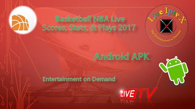Watch TV Stream Online Basketball NBA Live 2017 APK For