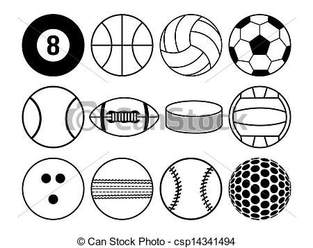 Sports drawing hand out circle templates have kids draw a variety sports drawing hand out circle templates have kids draw a variety of circles on white paper hand out or display sport ball designs maxwellsz