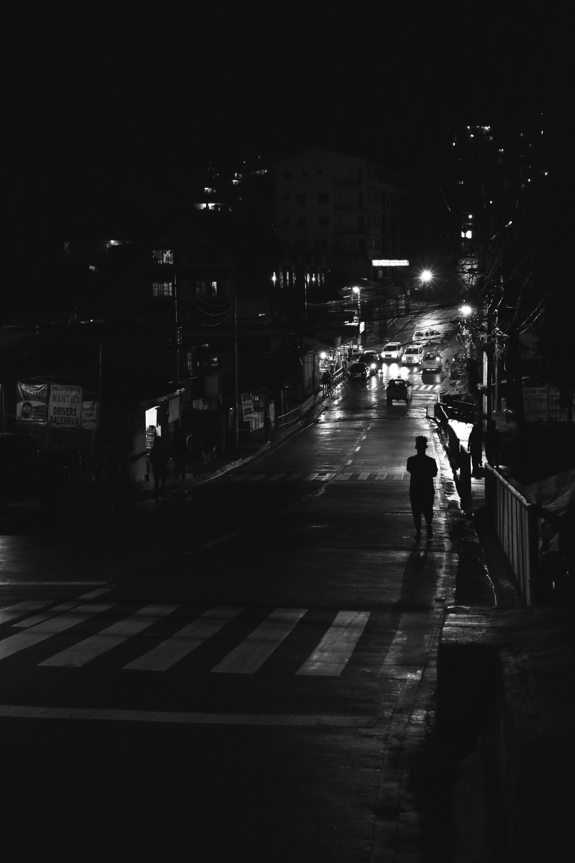 Aesthetic themes character aesthetic black and white aesthetic dark city black heart