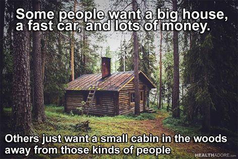 Cabin In The Woods Quotes House Styles Cabins In The Woods Health