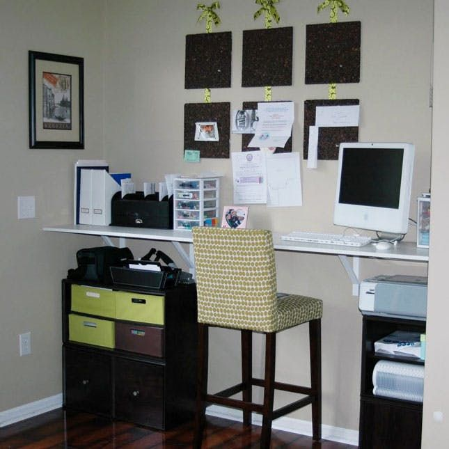 Do It Yourself Home Design: Get Up, Stand Up: 10 Do-It-Yourself Standing Desks
