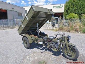 motocarro guzzi 500 ercole | abarth lancia fiat maserati