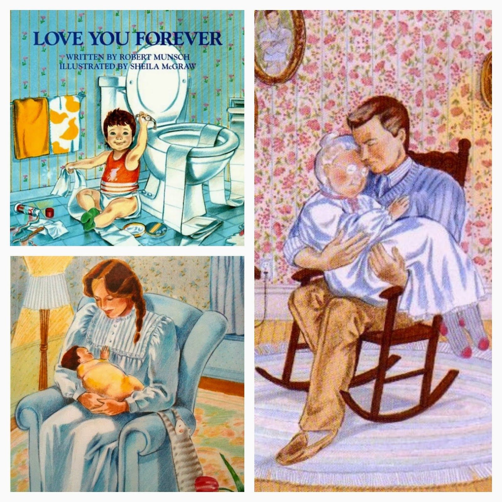 5 Life Lessons From Classic Children S Books Love You Forever