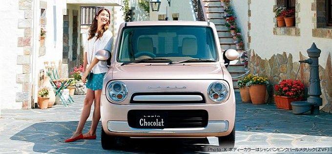 Suzuki Reveals Adorable Lapin Chocolat In Japan Photo Gallery スズキ 車