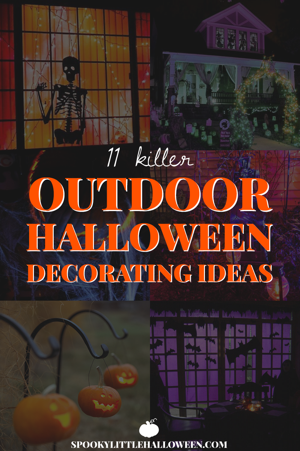How to get your yard ready for Halloween this year