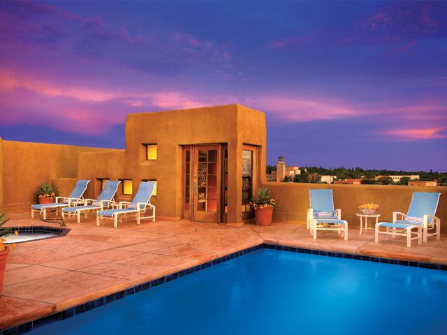 New Mexico Spas Day Hotels Spa Resorts Reviews Santa Fe Nmhotel