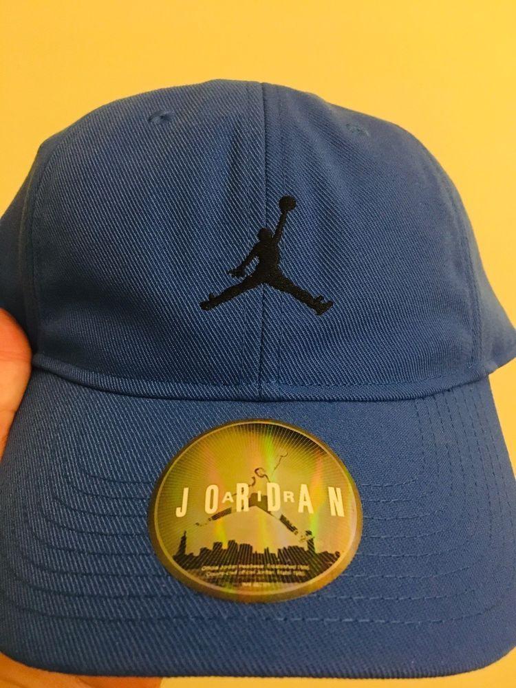 dbc125b4c80b7 Air Jordan H86 Royal Blue Adjustable Mens Hat 847143 480  fashion  clothing   shoes  accessories  mensaccessories  hats (ebay link)