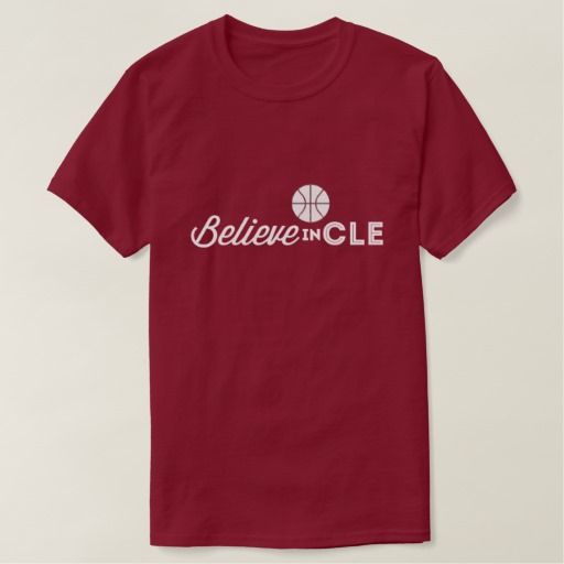 Believe in Cleveland T-Shirt