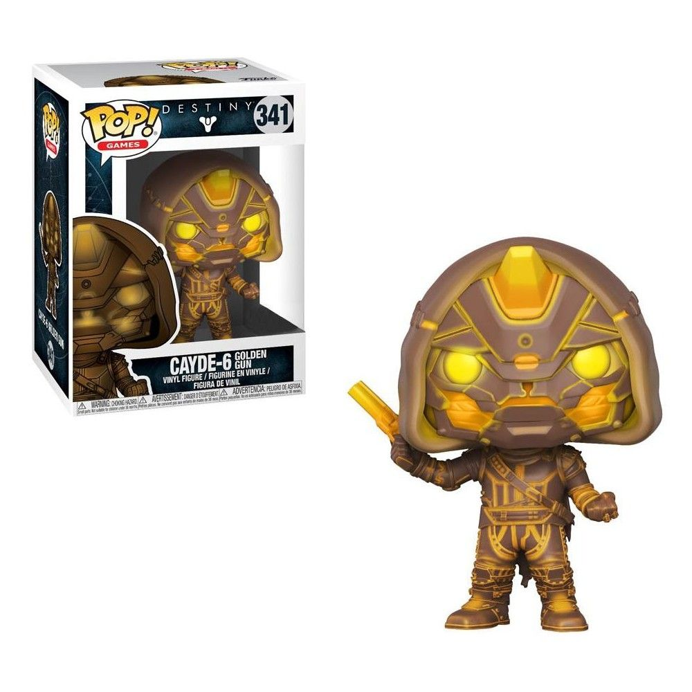 Pop Games Destiny The Hit Video Game Destiny Is Joining The Funko Family From The Upcoming Video Game Destiny 2 Funko Pop Pop Vinyl Figures Funko Pop Figures