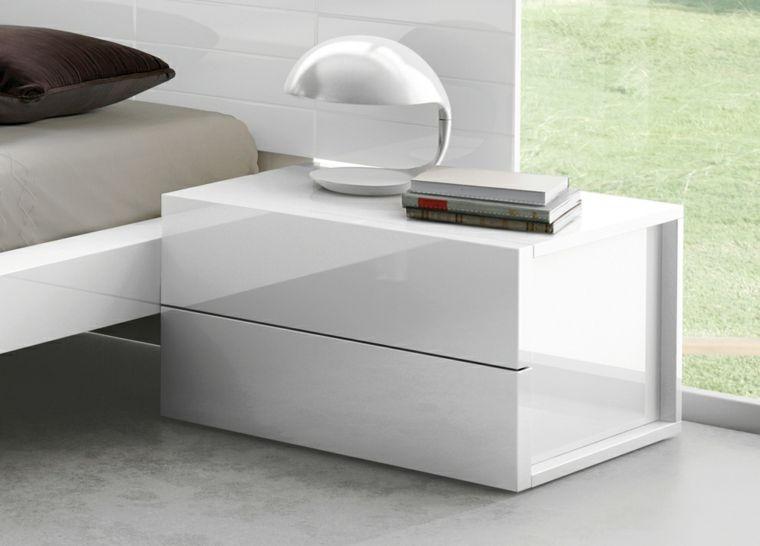 Tavoli Per Camere Da Letto : Tavoli in legno di notte e altri tipi per camere da letto moderne