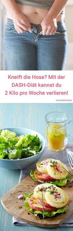 Ernährungsplan zum Abnehmen: DASH-Diät - Ernährungsplan..
