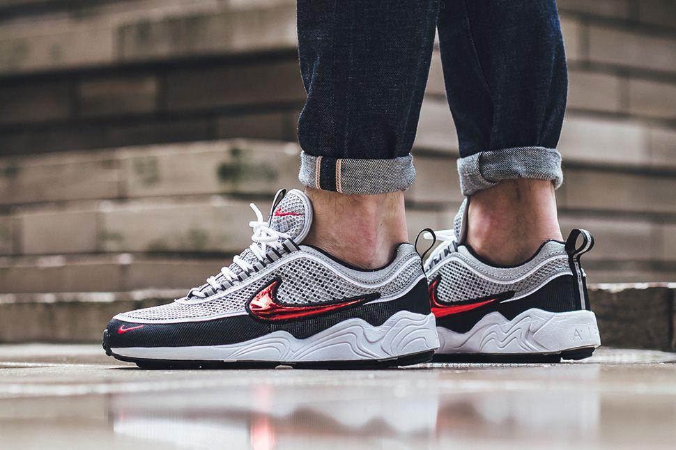On-Foot: Nike Air Zoom Spiridon '16