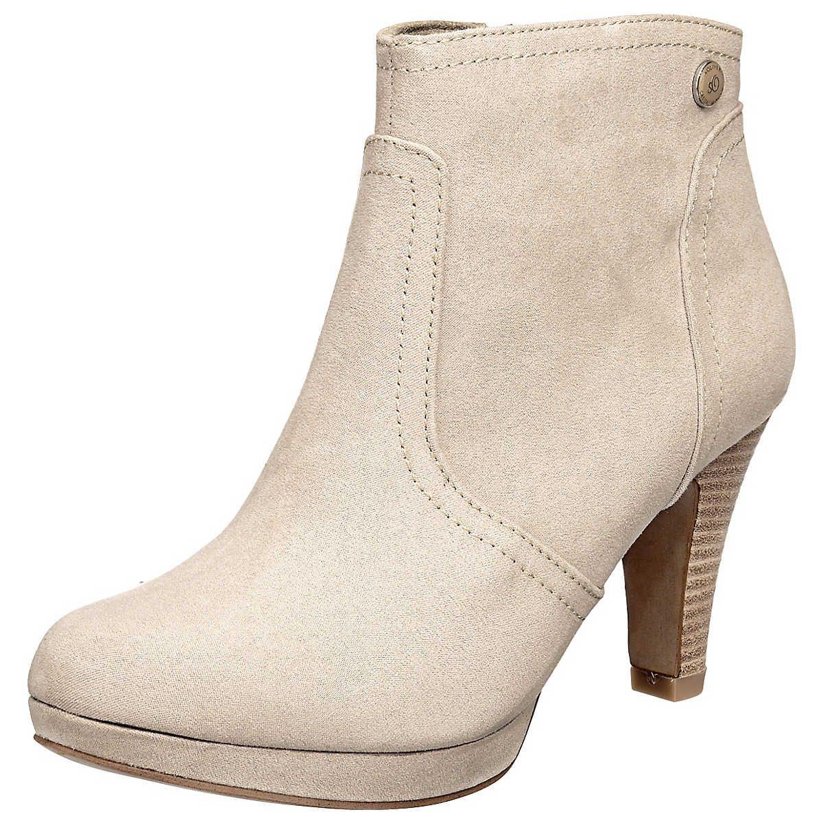 s.Oliver Stiefeletten | Damenschuhe, Schuhe und Stiefeletten