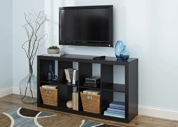 Our 8 Cube Organizer Also Works In Your Living Room Laid On Its