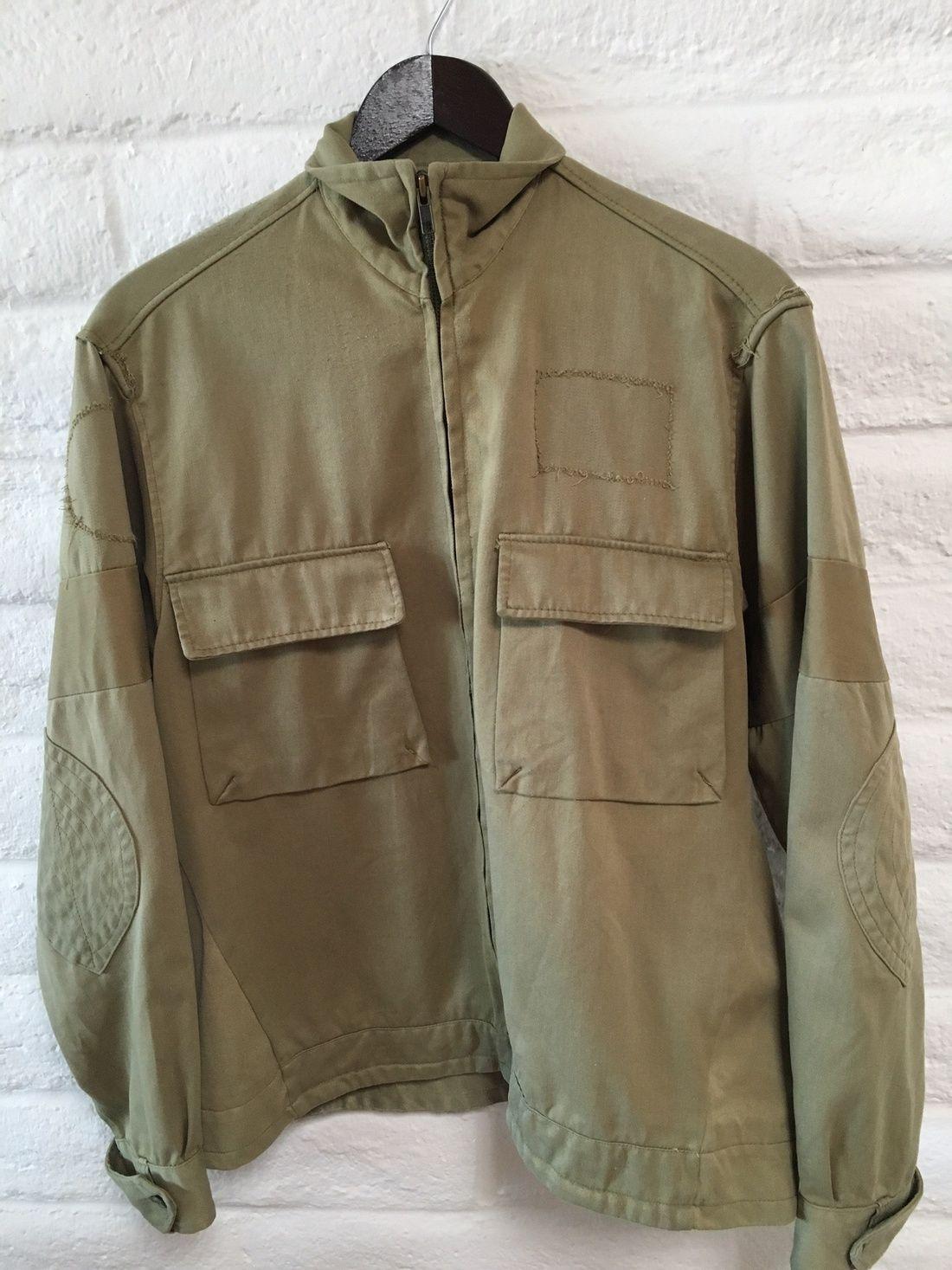 6bc3adf8ad Maison Margiela (0)(10) Artisanal M65 Military Jacket Size M  2200 - Grailed
