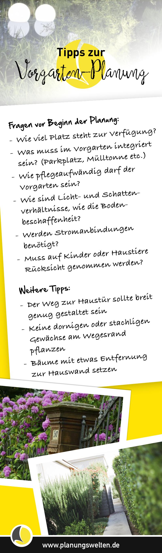 Schön Vorgarten Neu Gestalten Design