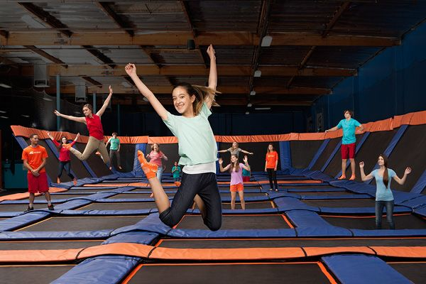 Top 10 Things To Know Before Visiting Sky Zone Sky Zone Indoor Trampoline Trampoline Park