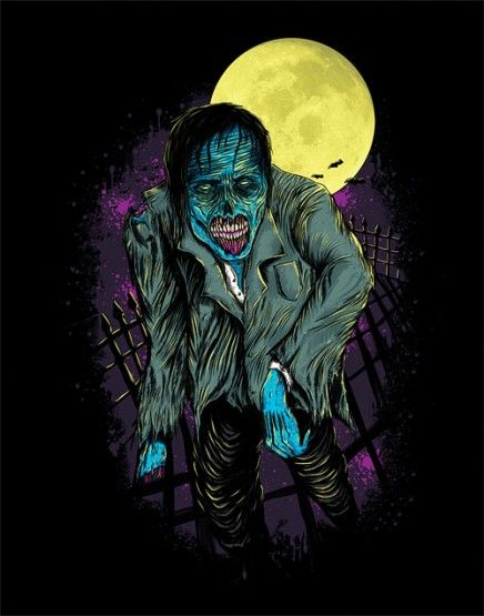 Pin By Jovanna Sanchez On Halloween Images Zombie Horror Art Zombie Art