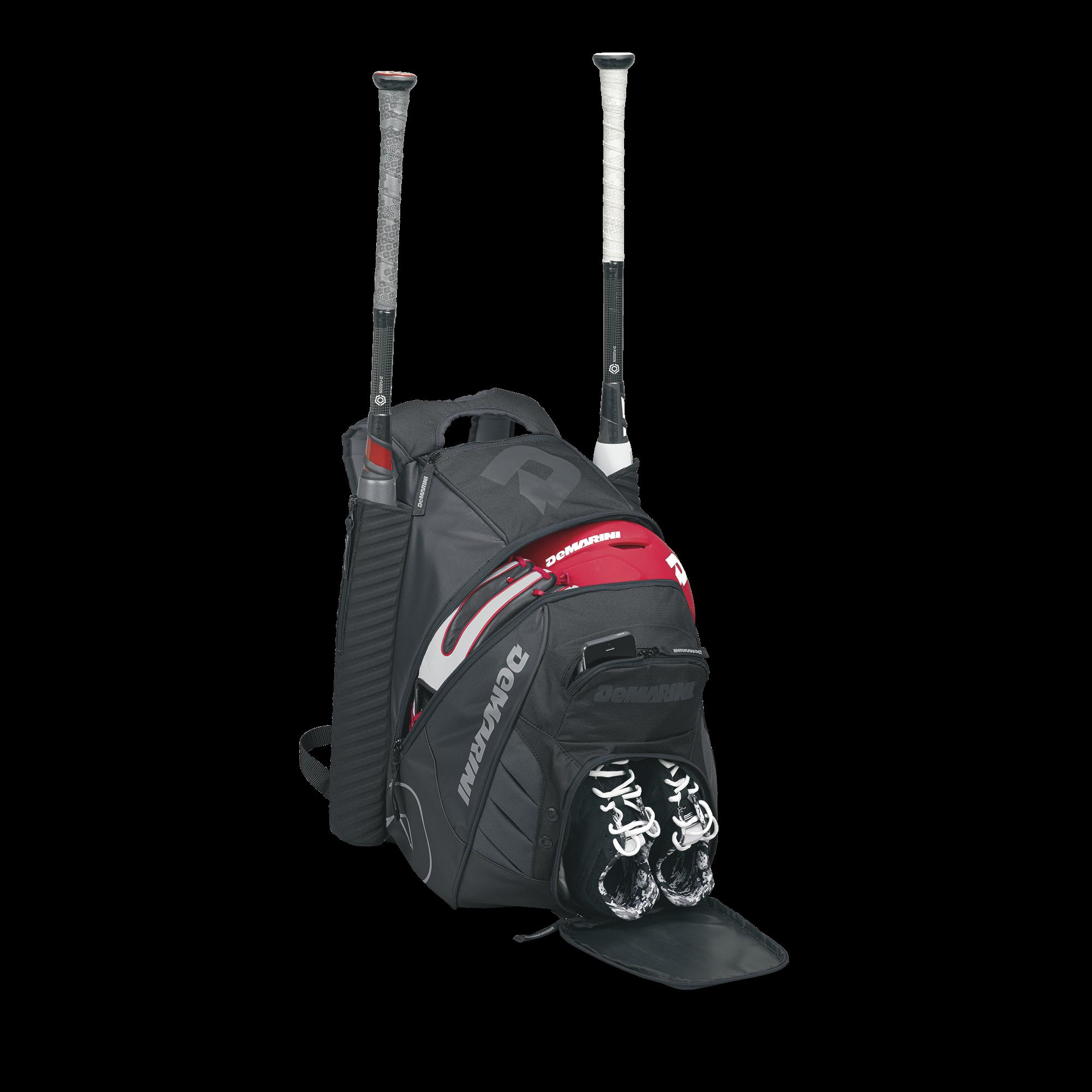 DeMarini VooDoo Rebirth Equipment Backpack WTD9105
